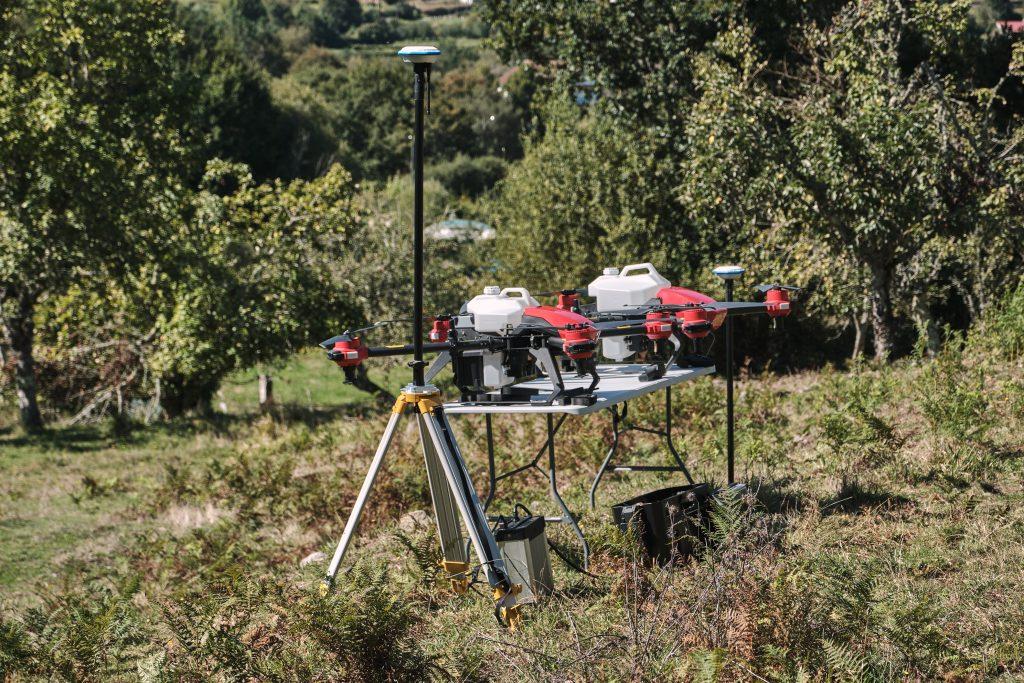 XAG Drones